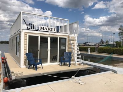 Photo for Mary 1, a Floating Cottage
