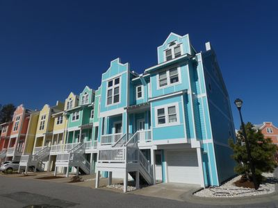 Photo for Deep Blue Sea at Cambridge Cove 2 Bedroom Deluxe Townhome