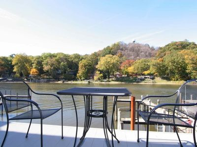 Photo for Luxury waterfront condo with spectacular views!