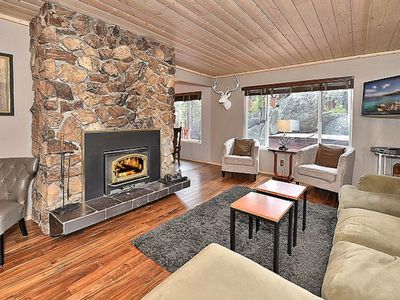 Photo for Ski in and ski out in this wonderful Heavenly luxury three bedroom and 2 bath