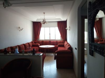 Photo for Nice Apartment 2min Agdal TGV station where is Macdonalds and Starbucks