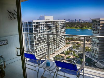 Photo for Coronado Shores Penthouse - 1 Br/1 Ba With Awesome Bay and City Views