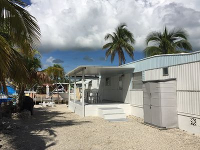 Photo for Quiet FL Keys Waterfront Home ( Oceanside )