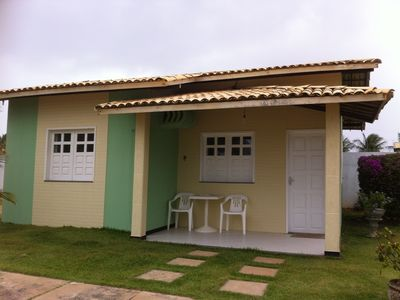 Photo for Cozy Chalets For Rent On Atalaia Nova / Sergipe Beach