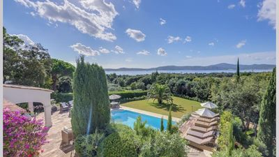 Photo for Stunning new Villa in Grimaud St Tropez