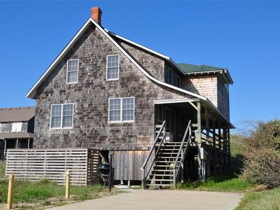 Photo for Fourth Estate Cottage: 5 BR / 3 BA house in Nags Head, Sleeps 10