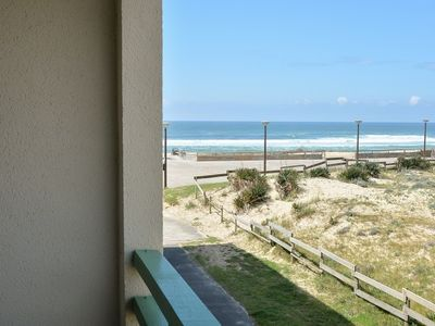 Photo for Apartment 2/3 people, 50 m from the beaches with lateral view on the ocean