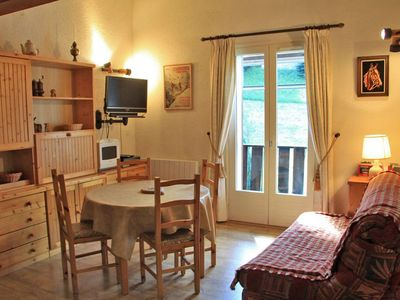 Photo for Residence LES FLOCONS, located in the Old Village, near the ski slopes, shops and