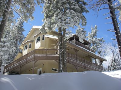 Photo for 5BR House Vacation Rental in Running Springs, California