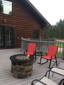 Photo for Private Family Cabin 15 Acres of Woods/Lawn/Views Custer State Park
