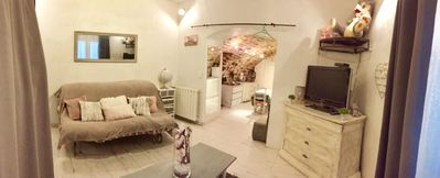 Photo for Charming studio at the foot of Sainte Victoire and close to Aix En Provence