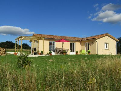 Photo for Family Friendly Gite Nr Sarlat With Beautiful Views Of The Dordogne Countryside