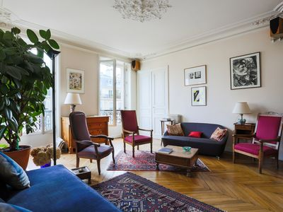 Photo for Boulevard Voltaire - Two Bedroom Apartment, Sleeps 4