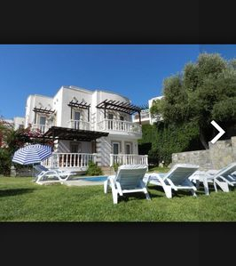 Photo for Ortakent Villa, Sleeps 9 with Pool, Air Con and WiFi
