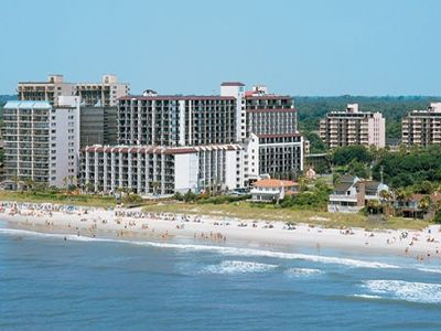 Photo for Grande Shores Oceanfront Resort w/ Weekly & Monthly Discounted Rates