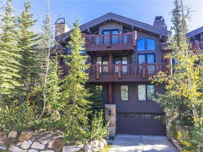 Photo for Luxury Ski-in/Ski-out Home in Deer Valley! Beautifully updated with lots of space!