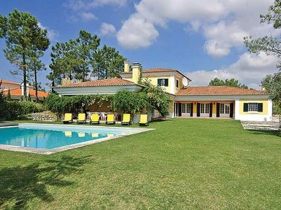 Photo for 6 bedroom Villa, sleeps 11 with Pool, FREE WiFi and Walk to Shops