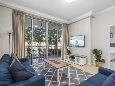 Photo for The apartment offers 1 free car parking space, free Premium Foxtel and free WIFI