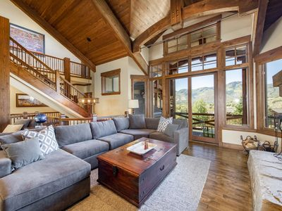 Photo for Luxury 4 Bedroom Home in Park City with Amazing Mountain Views
