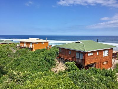 Photo for Fantastic beach house with direct sea views in the heart of the Garden Route