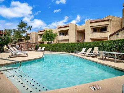 Photo for Great New Listing! Dog Friendly, Near Old Town Scottsdale & Tempe, Heated Pool, Spa & Fitness Room!