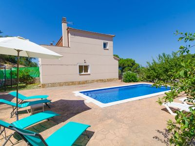 Photo for Club Villamar - Semi detached villa with private swimming pool, situated in a quiet zone