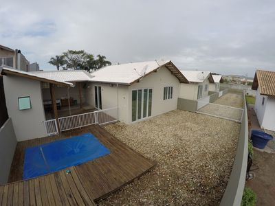 Photo for Beach house close to two wonderful beaches.