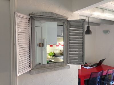 Photo for 4 rooms, 7 min. From the Palais, 6 min. From the beach, old town