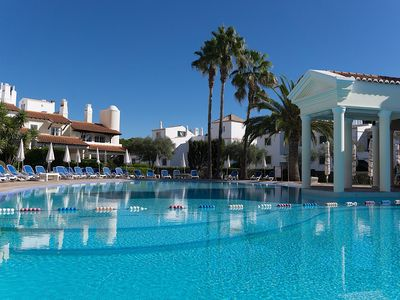 Photo for Merengue Purple Apartment, AC, Wifi, Swimming pool!New!