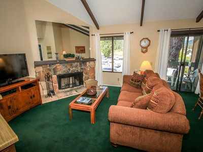 Photo for ~Boulder Creek~Upper Level Furnished Condo With Essentials~Walk To Lake~