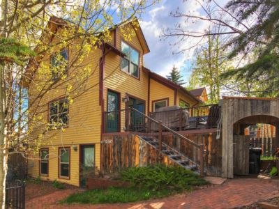 Photo for **Pet Friendly + Hot Tub** - Modern w/Mtn views -3 blocks to Main Street Breck