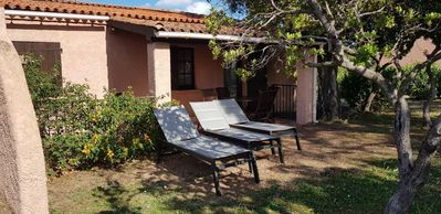 Photo for Small House 4/6 people 700 m from the beach of St Cyprien