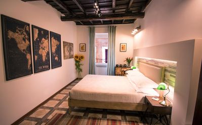 Photo for Sun Apartment - a charming apartment in the center of Rome