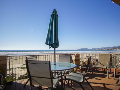 Photo for Oceanfront Pismo Shores Condo w/ Free WiFi & Complex Pool