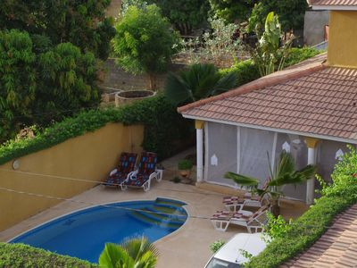 Photo for Independent villa with swimming pool 6 people N'GAPAROU SALY PETITE COTE
