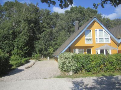 Photo for Fireplace, sauna and Jacuzzi, 100m to the Baltic Sea beach, wireless