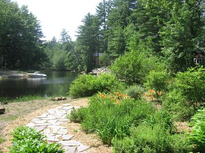 Photo for Leave it All Behind! Sebago Lake Area Cottage, Kayak, Canoe & Boat, Pets Free!