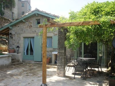 Photo for 2BR House Vacation Rental in Cordes-Sur-Ciel, Occitanie
