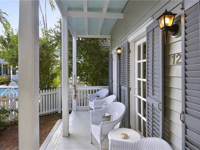 Photo for Leeward Isle Key West Retreat: 2 BR / 2 BA townhouse in Key West, Sleeps 4
