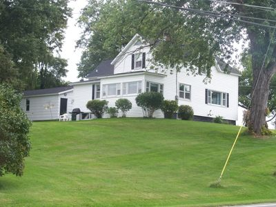 Photo for Charming Colonial Vacation Home in Cape Vincent, NY in the 1000 Islands