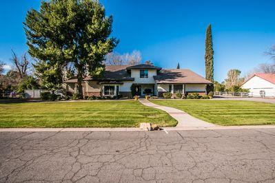 More than 6700 Sq Feet on one acre with a basement.
