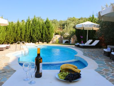 Photo for Luxury newly built villa with pool