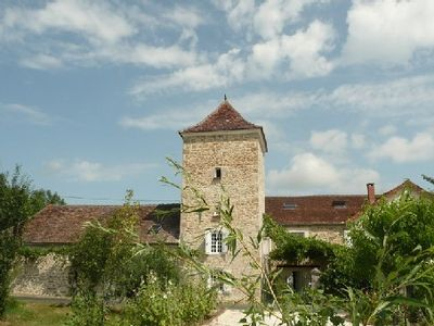 Photo for Cottage in a 17th Century tower