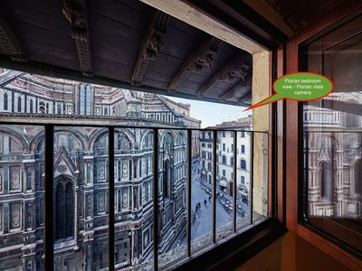 Photo for The Florian Apartment: The feeling of touching the Duomo-Self check in available