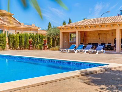 Photo for Beautiful Villa with Pool, Rooftop Terrace, Patio, Garden, Wi-Fi & Air Conditioning; Parking Available