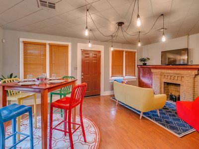 Photo for Canary Cottage-brighten your stay-central NW OKC