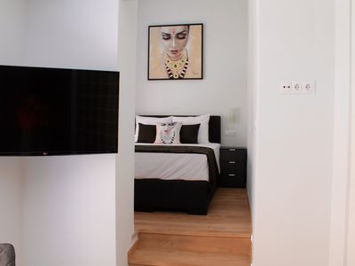 Photo for Amazing studio / loft in the heart of Alicante with a balcony