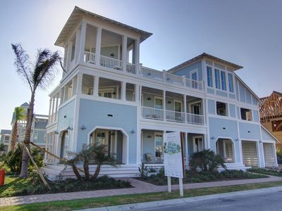 Photo for Whimsical beach home with wrap around porches and incredible ocean views