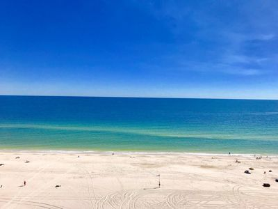 Photo for Spectacular Gulf Front Views | New Coastal Remodel | 10% OFF ANY STAY!