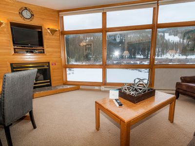 Photo for **New Listing** Water & Slope Views, Near Gondola, Free WIFI